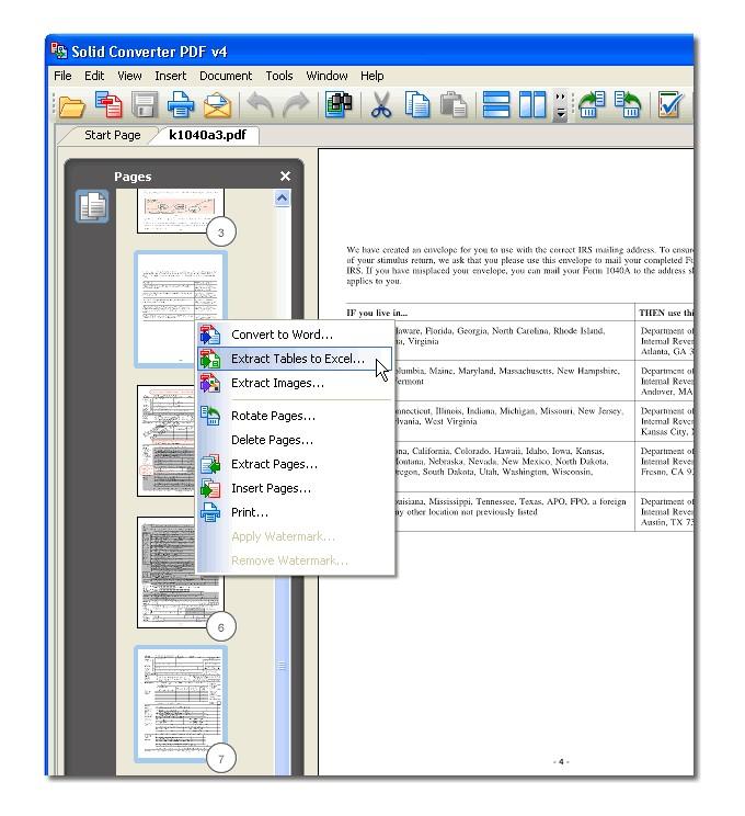 Solid Converter PDF scr Solid Converter PDF 7.3 Build 1541.