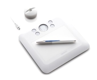 Графический планшет Wacom Bamboo Fun Small