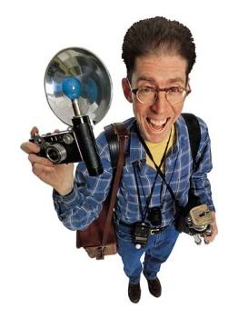 Цифровые зеркальные фотокамеры