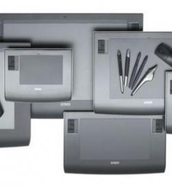 Выбираем графический планшет wacom