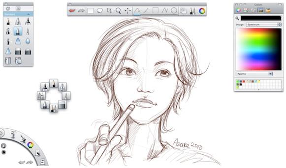 программы для работы с графическим планшетом - фото 2