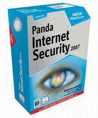 Panda Platinum 2007 Internet Security