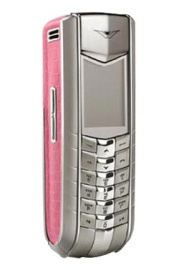 VERTU ASCENT PINK SPECIAL EDITION