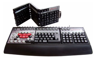 ZBOARD THE ULTIMATE GAMING KEYBOARD ZBD101