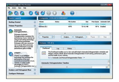 DISKEEPER 2007 PRO PREMIER V11.0 BUILD 686
