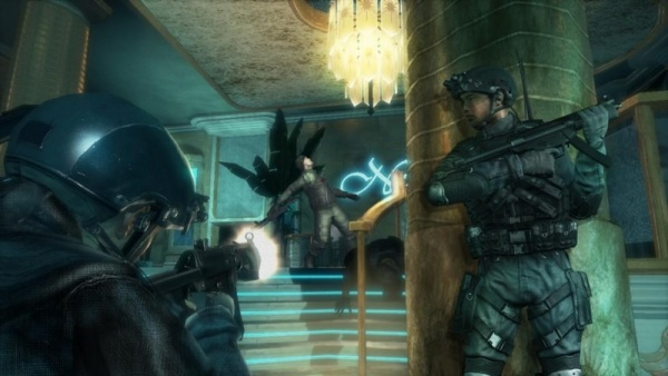 Tom Clancy`s Rainbow Six: Vegas
