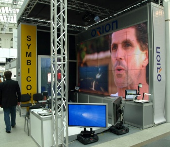 Выставка Integrated Systems Russia 2007