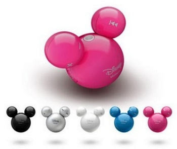 iRiver Mickey Mouse