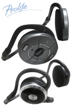 Prolife Stereo Bluetooth Headset BT55/BT56