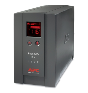 APC Back-UPS RS 1500VA LCD