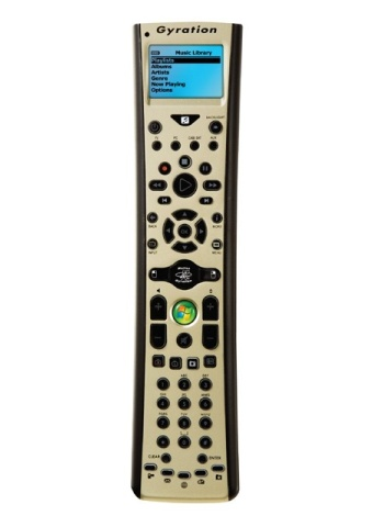 Movea Gyration Air Music Remote