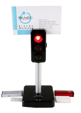 Traffic Light USB Hub with Voice Recording