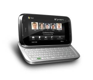 HTC Touch Pro II keyboard