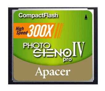 Apacer СF Photo Steno Pro IV 300X 16GB