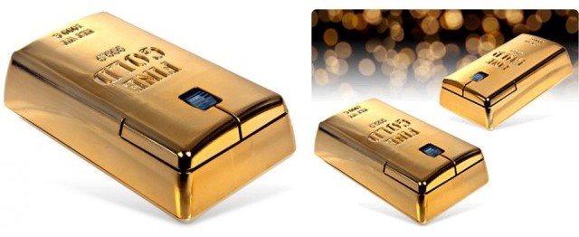 Gold Bar Mouse