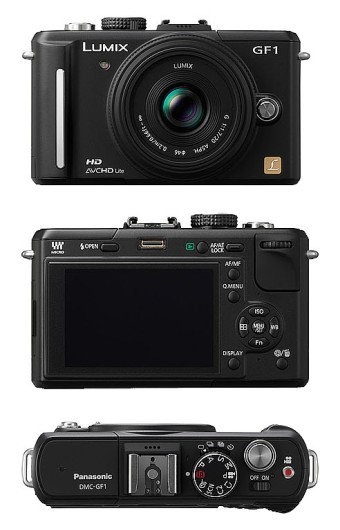 Panasonic LUMIX DMC-GF1