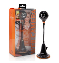 Web-камеры Canyon CNR-WCAM213 и CNR-WCAM220