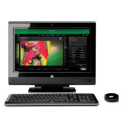 Ноутбук HP TouchSmart tm2, моноблоки HP TouchSmart 310, HP Omni 100
