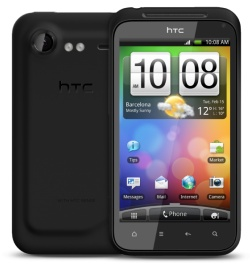 Смартфоны HTC Desire S, HTC Incredible S, HTC Wildfire S, планшет HTC Flyer