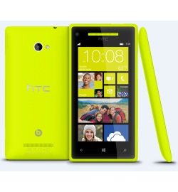 Смартфоны HTC Microsoft Windows Phone 8X и 8S