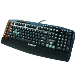 Клавиатура Logitech G710+ Mechanical Gaming Keyboard