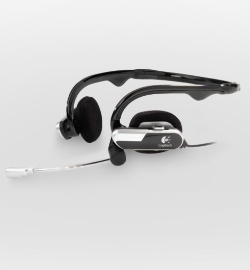 Гарнитуры Logitech USB Headset H530, Laptop Headset H555