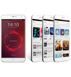 Смартфон Meizu MX4 Ubuntu Edition