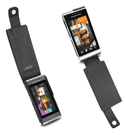 Чехлы Noreve для смартфона Sony Ericsson Satio, Aino