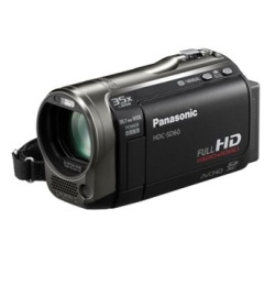 Видеокамеры Panasonic HS60, TM60, SD60