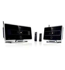 Стереосистема Philips Streamium Wireless Music Center WACS7500