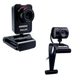 Веб-камеры от Philips: SPC230NC, SPC530NC, SPC535NC, SPC630NC Webcam fun