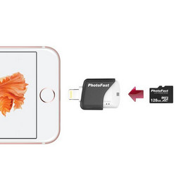 Картридер PhotoFast iOS Card Reader