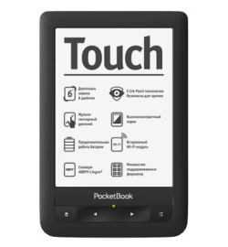 Электронная книга PocketBook Touch