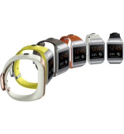 Смарт-часы Samsung GALAXY Gear