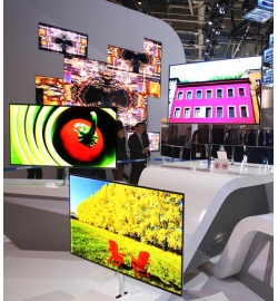 Телевизоры Samsung Smart TV в 2012 году