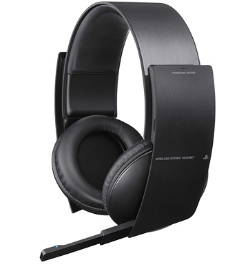 Гарнитура Sony PS3 Wireless Stereo Headset
