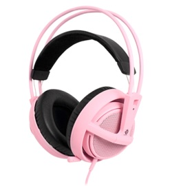 Гарнитура SteelSeries Siberia v2 Headset Pink Edition