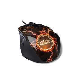 Оптическая мышка SteelSeries World of Warcraft MMO Gaming Mouse Legendary Edition