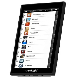 Электронная книга Treelogic Arcus 704 Touch
