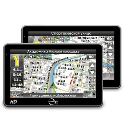 GPS-навигаторы Treelogic TL-5010BGF AV 2Gb и Treelogic TL-5010BGF AV HD 2Gb