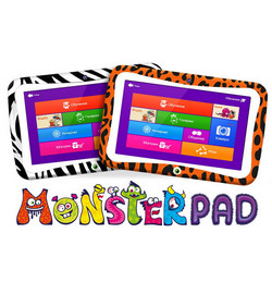 Планшет Turbo MonsterPad