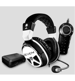 Гарнитуры Turtle Beach Ear Force Seven и Ear Force PX22