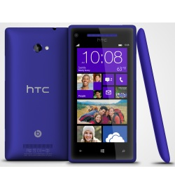 Смартфоны Windows Phone 8X и 8S от HTC