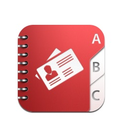 Приложение ABBYY Business Card Reader для iPhone