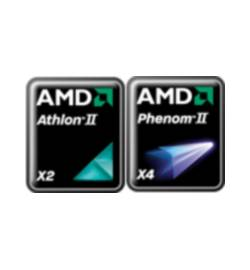 AMD Phenom II X2 550 и AMD Athlon II X2 250