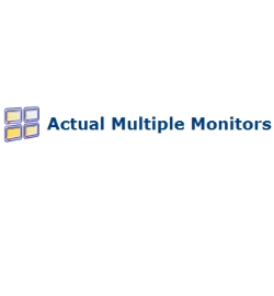 Программа Actual Multiple Monitors 8