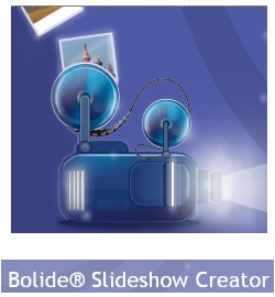Приложение для ПК Bolide Software Bolide Slideshow Creator