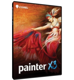 Программное обеспечение Corel Painter X3
