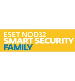 Антивирусная программа ESET NOD32 Smart Security Family
