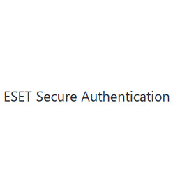 Программное обеспечения ESET Secure Authentication